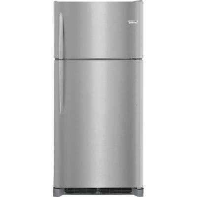 18.1 cu. ft. Top Freezer Refrigerator in Smudge Proof Stainless Steel ENERGY STAR