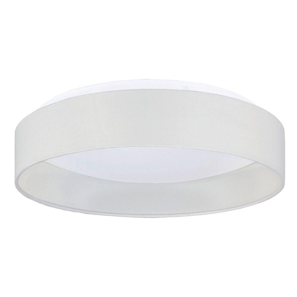 Palomoro White LED Ceiling Light