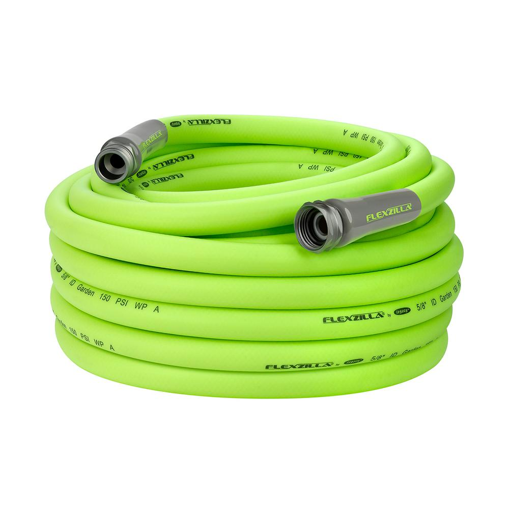 Flexzilla 5/8 in. x 75 ft. Garden Hose with 3/4 in. GHT Fittings