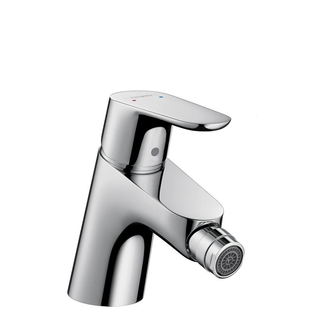 Hansgrohe Focus E Single Handle Bidet Faucet In Chrome