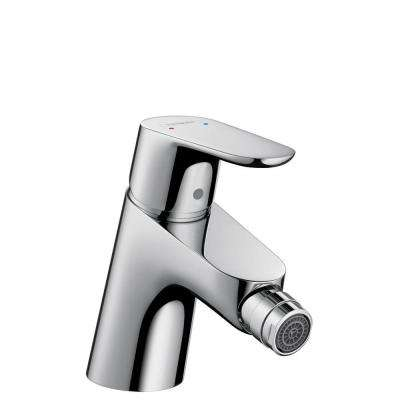 Focus E Single-Handle Bidet Faucet in Chrome