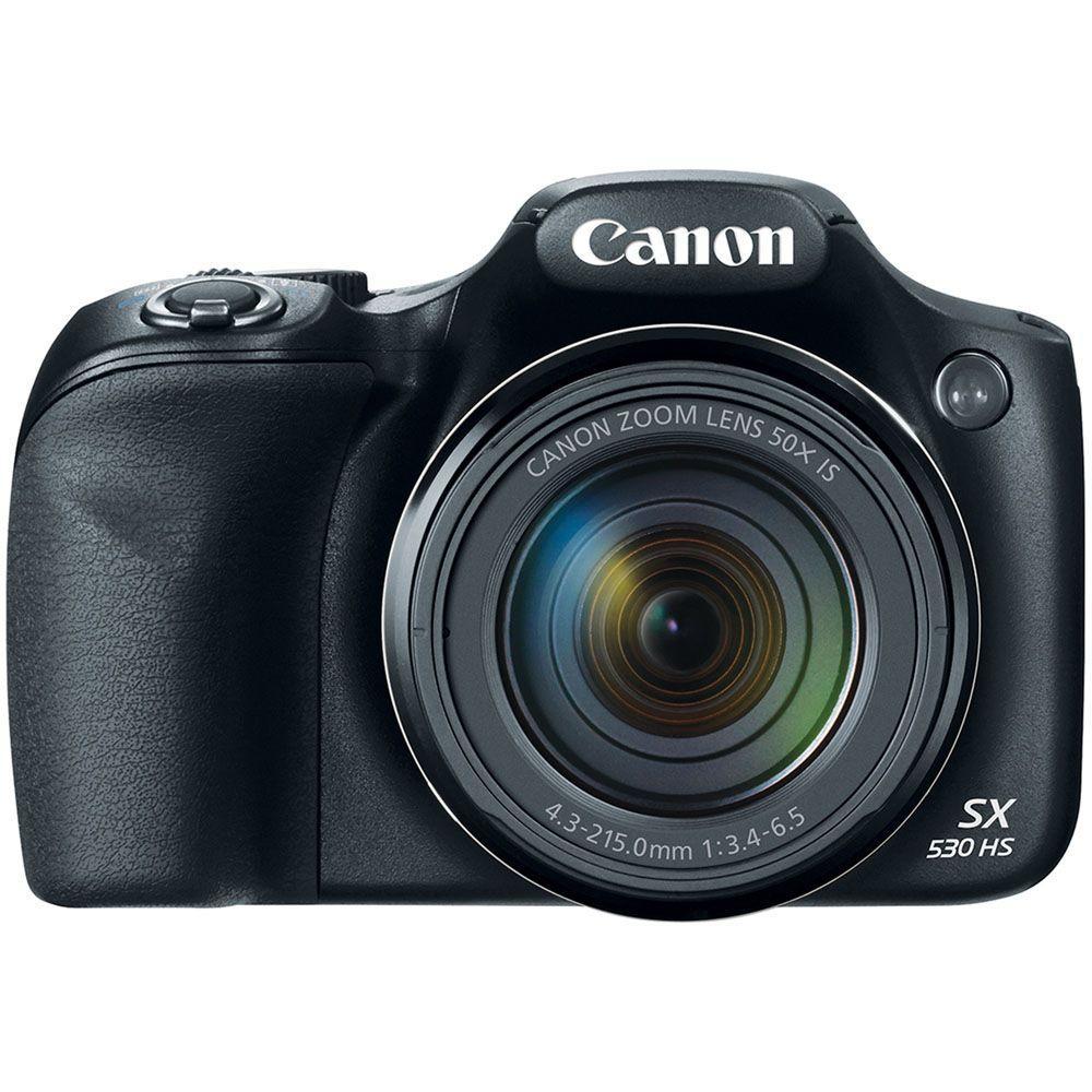 Canon PowerShot SX530 16.0MP FHD Digital Camera