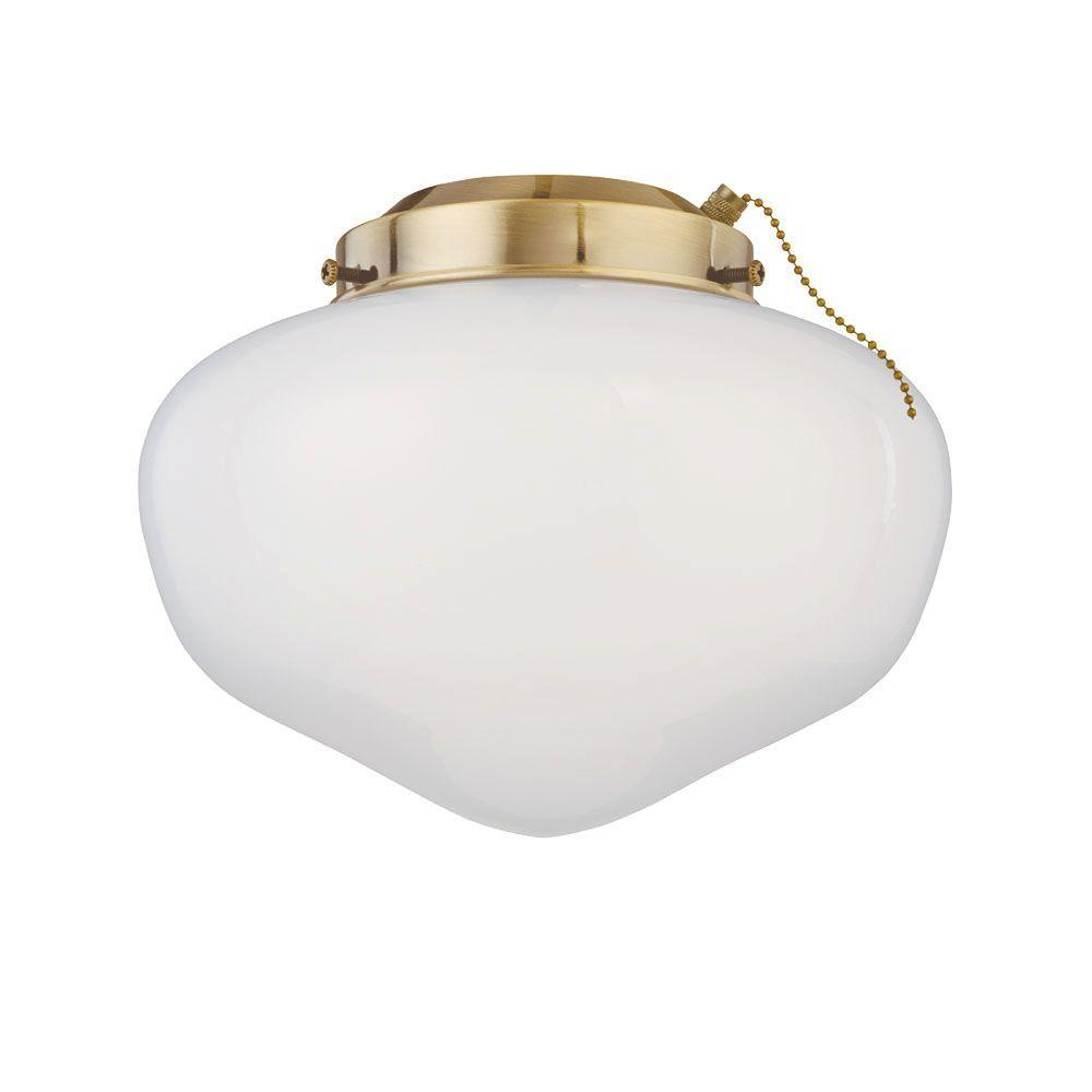 Westinghouse Schoolhouse Ceiling Fan Light Kit