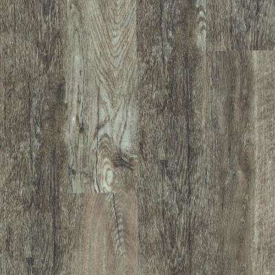 Take Home Sample - Jefferson Forge Resilient Vinyl Plank Flooring - 5 in. x 7 in.