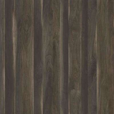 5 ft. x 12 ft. Laminate Sheet in 180fx Smoky Planked Walnut with SatinTouch Finish