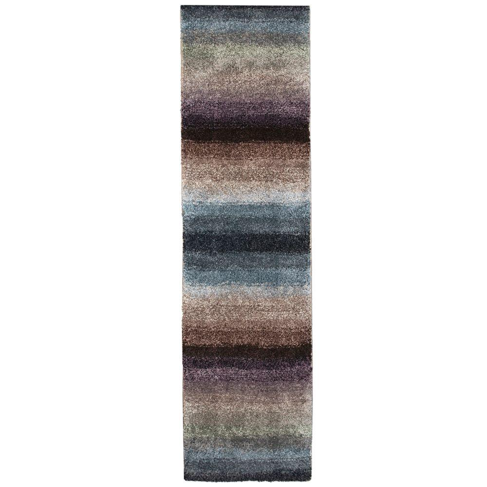 Orian Rugs Layers Rainbow 1 Ft 11 In X 7 Ft 6 In