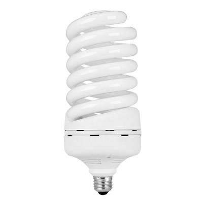 85-Watt Daylight A21 Spiral CFL Light Bulb