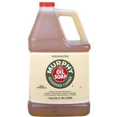 128 oz. Oil Soap Cleaner
