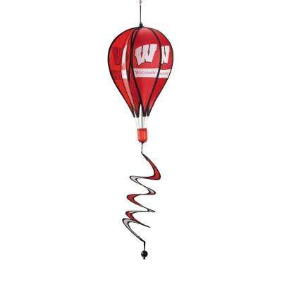 NCAA Wisconsin Badgers Hot Air Balloon Spinner
