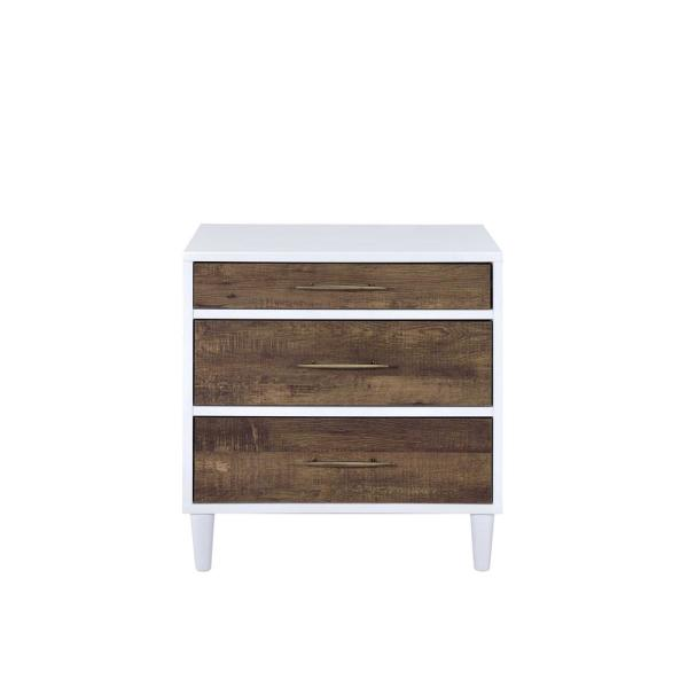 Acme Furniture Lurel White Nightstand 97551