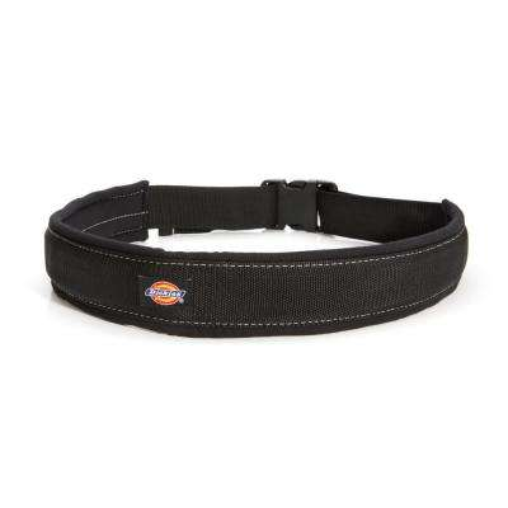 2.5 in. Padded Work Belt, Black