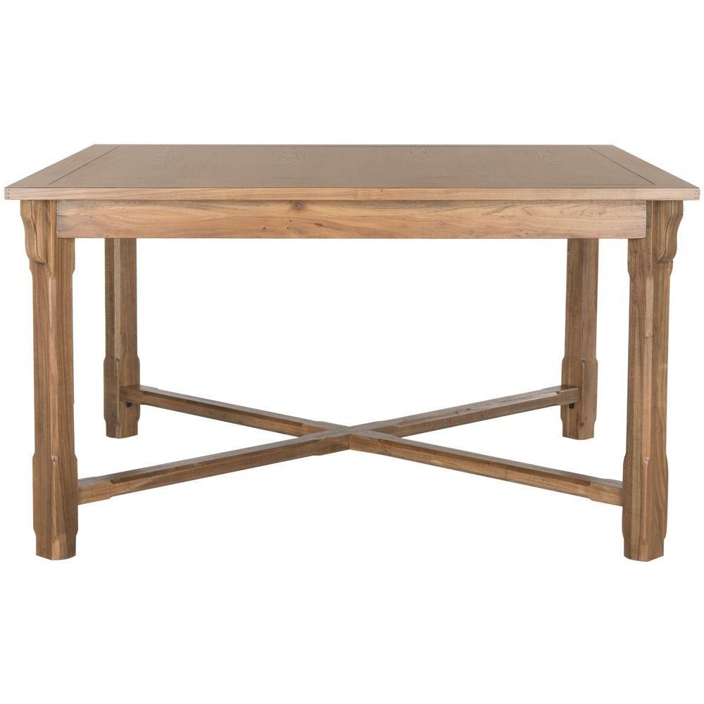 Safavieh Bleeker Oak (Brown) Dining Table