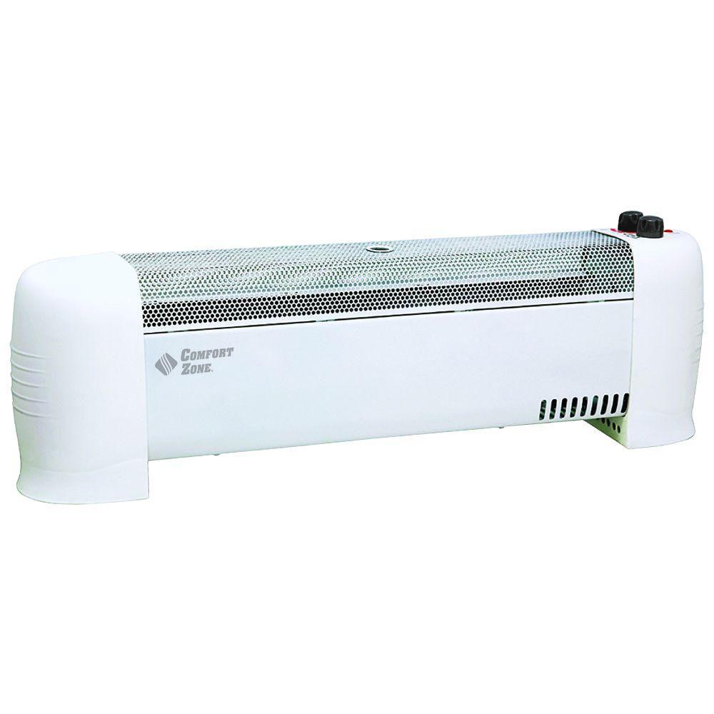 1500watt electric baseboard heater