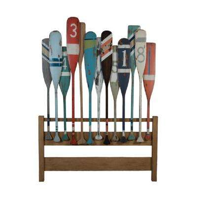 Marina Multi-Finish Queen Headboard