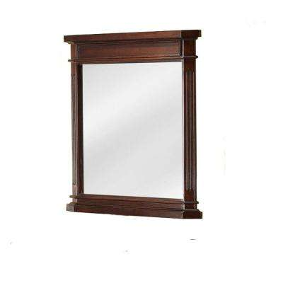 wooden bathroom mirrors. 26 In. W X 30 H 2-3/16 In Wooden Bathroom Mirrors U