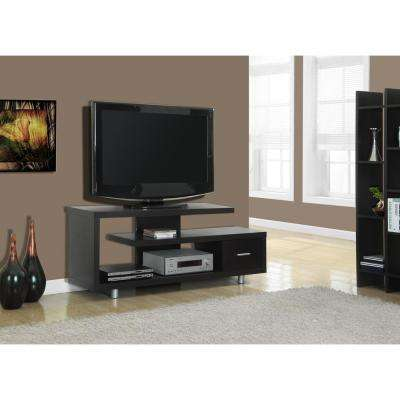Cappuccino Storage Entertainment Center