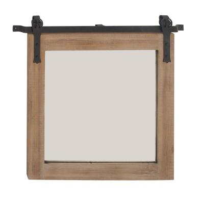 Medium Square Mirror (31 in. H x 34 in. W)