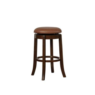 "Oxford Brown 30"" Barstool"