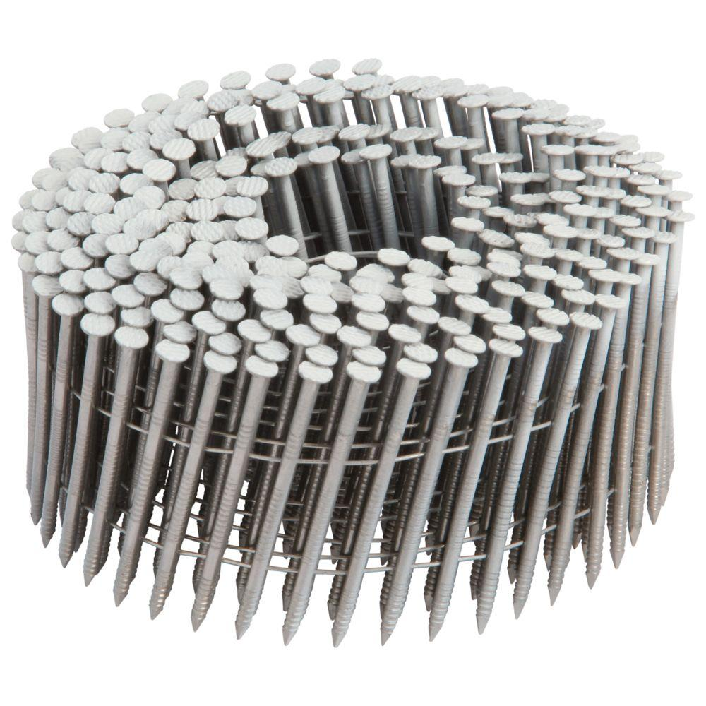 Grip-Rite 2-3/16 in. x 0.092-Gauge Wire Stainless-Steel ...