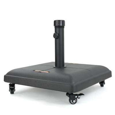 Hayward 80 Lbs Concrete Patio Umbrella Base In Black