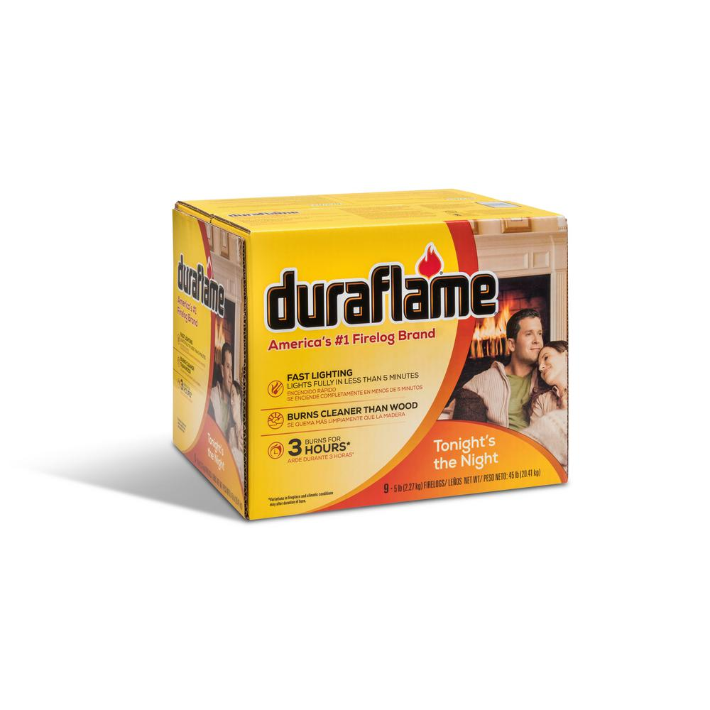 Duraflame Duraflame 5 lb. Fire Log (9-Pack)