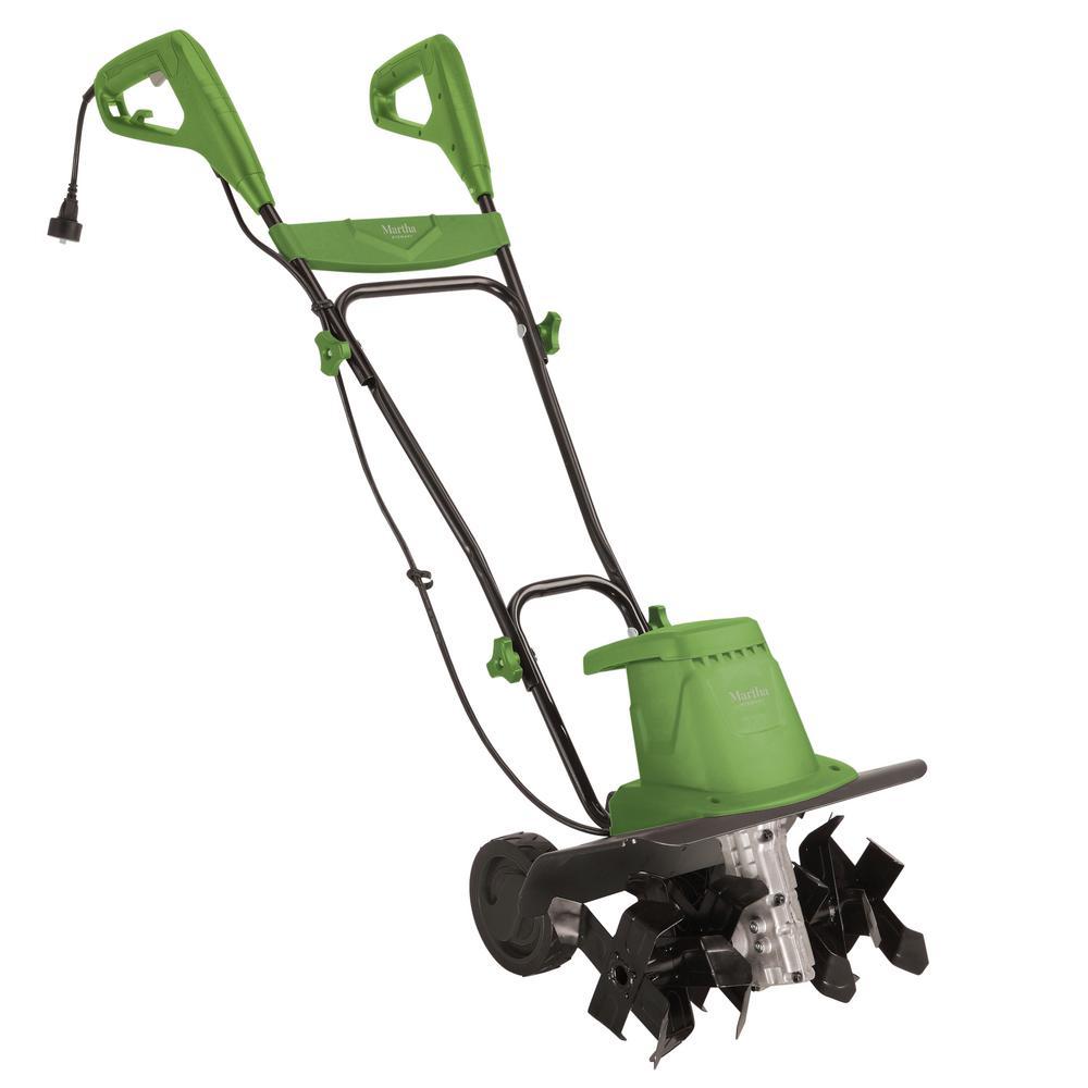 16 in. 13.5 Amp Electric Garden Tiller/Cultivator