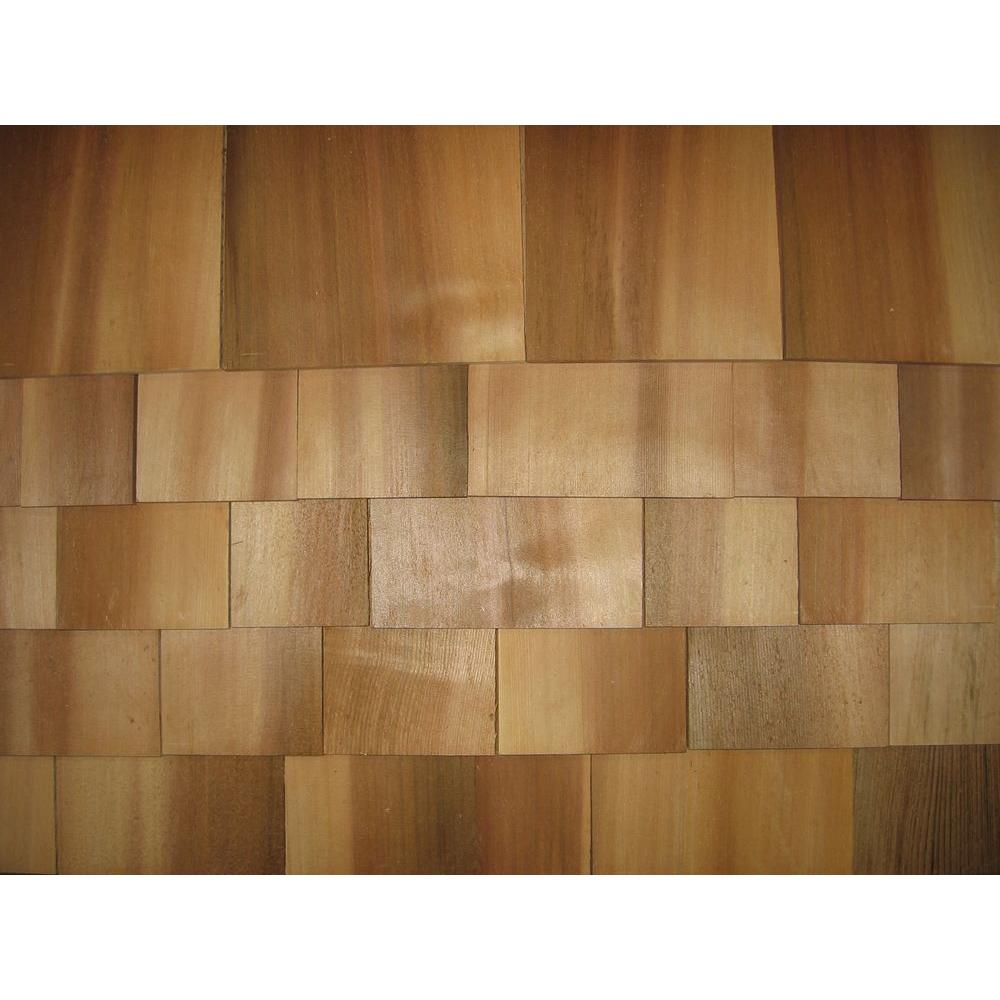 18 in. Do-It-Yourself Western Red Cedar Shingles