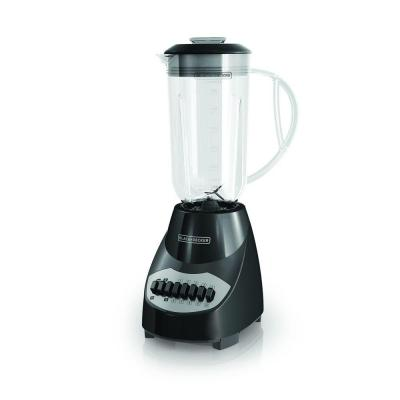 48 oz. 10-Speed Black Blender