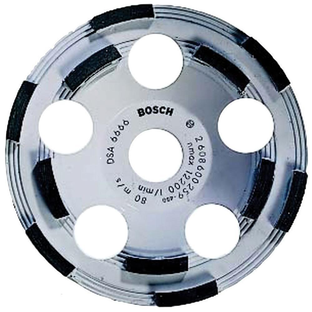 5 in. Diamond Cup Grinding Wheel for Grinders