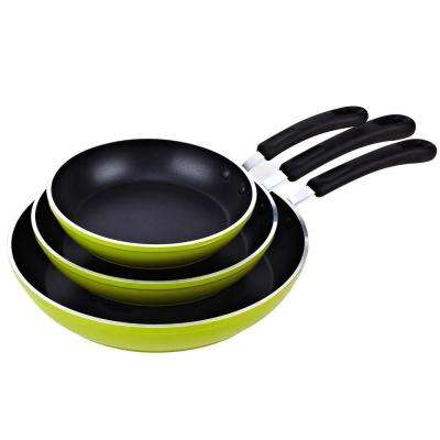 Aluminum Frying Pan Set With Nonstick Coating