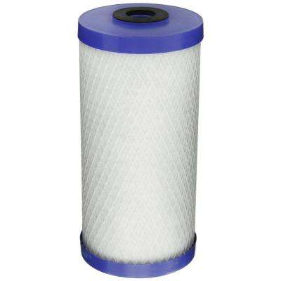 EP-BB 9-3/4 in. x 4-5/8 in. Carbon Block Water Filter