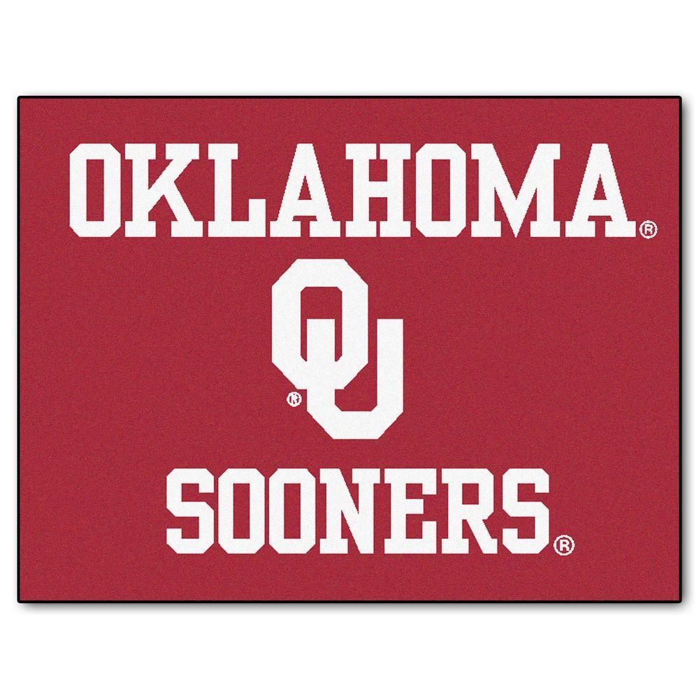 University of Oklahoma 2 ft. 10 in. x 3 ft. 9