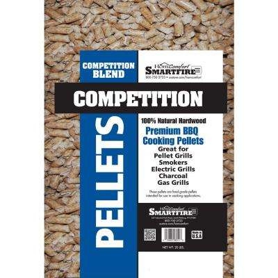 Competition Blend Premium BBQ Cooking Pellets