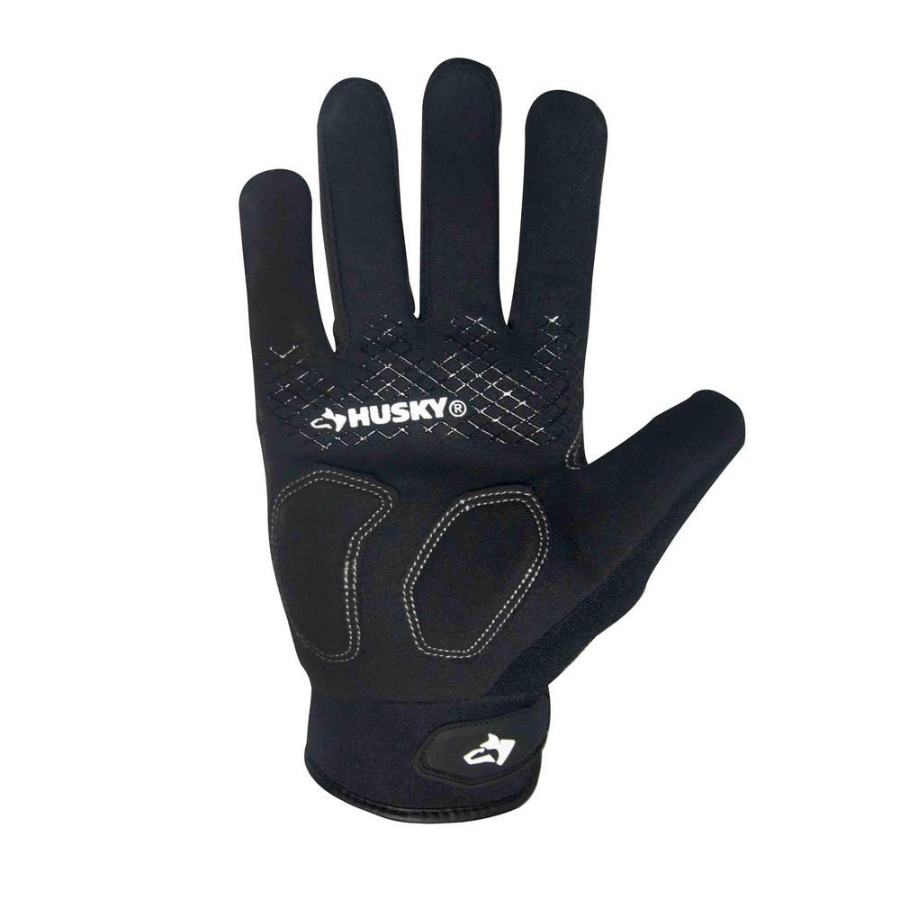 Medium Heavy Duty Mechanic Glove (3-Pack)
