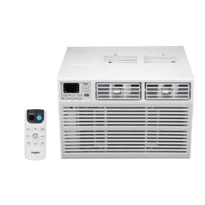 ENERGY STAR 6,000 BTU 115-Volt Window Air Conditioner with Dehumidifier and Remote