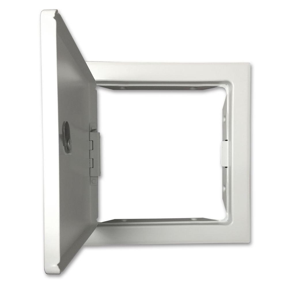 "6/"" x 6/"" Universal Flush Steel Access Door w// Round Corners"
