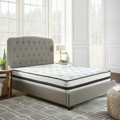 Stay Cool Luxury Queen Hybrid Innerspring Mattress