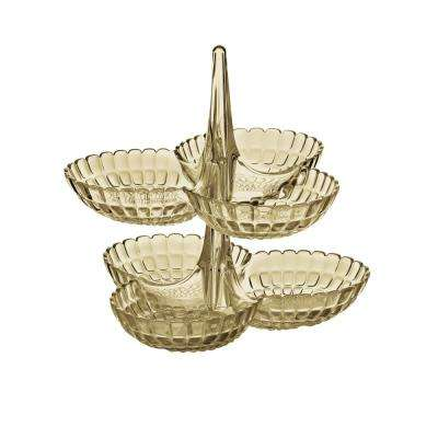Tiffany 2-Piece Hors D'Oeuvres Dishes