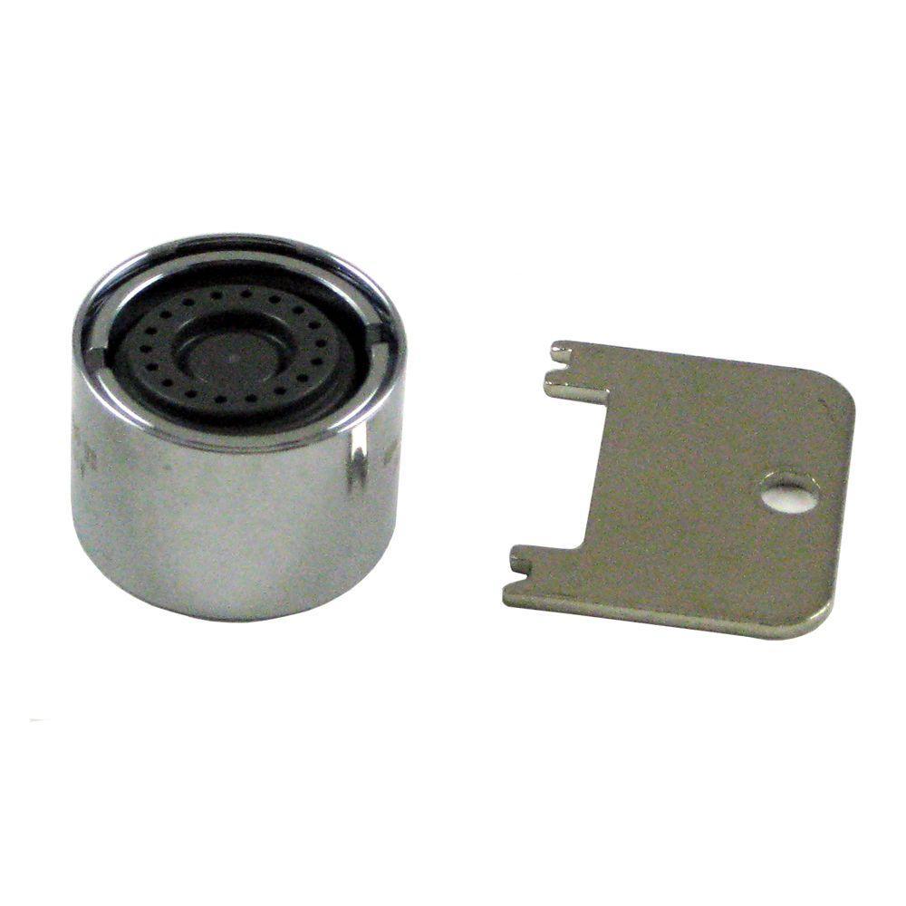 0.5 GPM Vandal-Resistant Pressure-Compensating Aerator