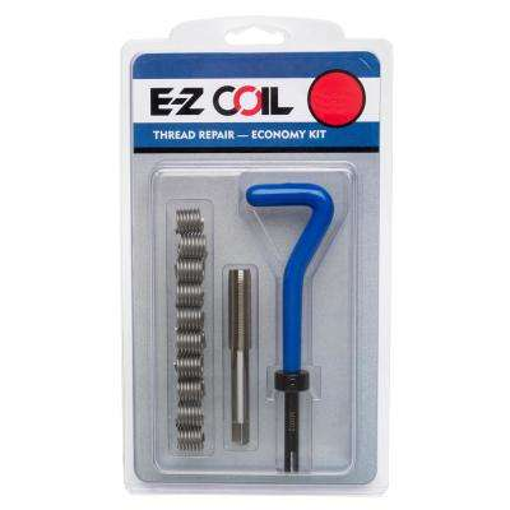 E-Z Coil Thread Repair Kit - Economy - M6-1.0 Metric; .35 in. Installed Length
