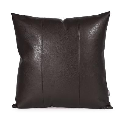 Avanti Black Solid Polyester 5 in. x 20 in. Throw Pillow