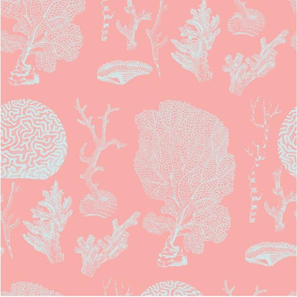 Mitchell Black Debut Collection The Reef Removable and Repositionable Wallpaper