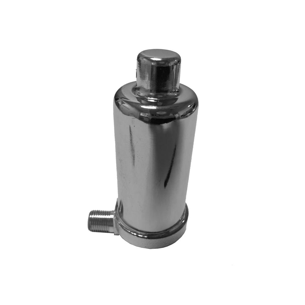 Plumbers Edge 1/8 in. Steam Angle Radiator Vent-PE880 ...
