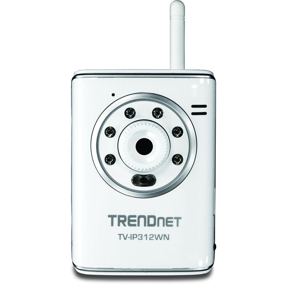 TRENDnet Wireless Day/Night Internet Camera Server-DISCONTINUED