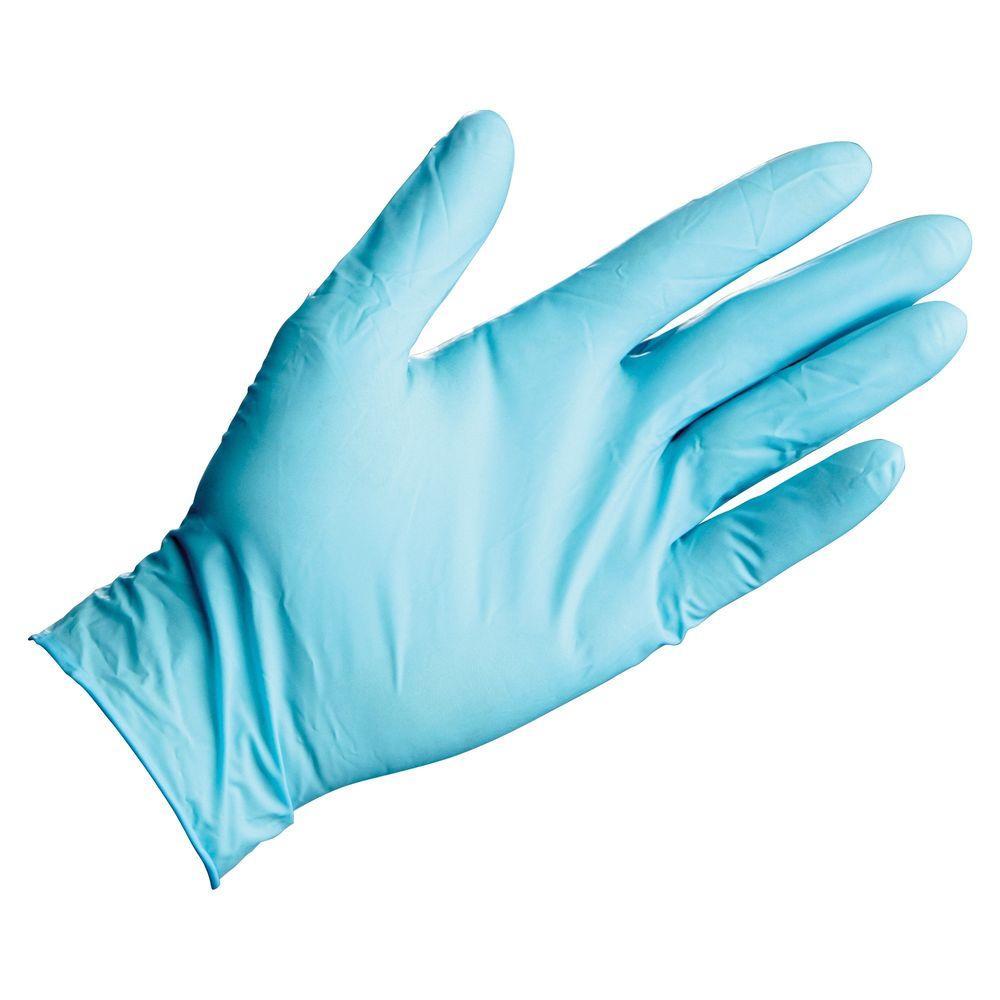 G10 Blue Nitrile Gloves