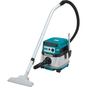 Makita 18-Volt X2 LXT Lithium-Ion (36-Volt) Brushless Cordless 2.1 Gal. Wet/Dry Dust Extractor/Vacuum (Tool... by Makita