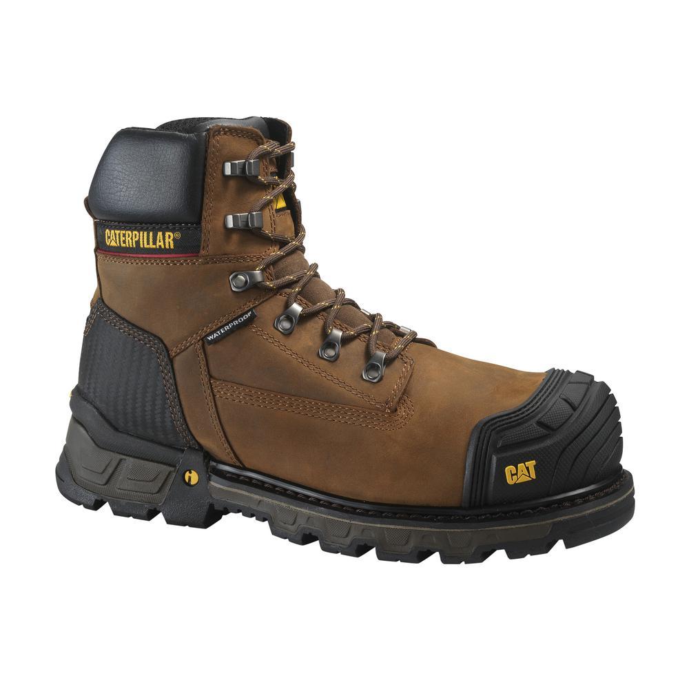 CAT Footwear Men's Excavator Waterproof
