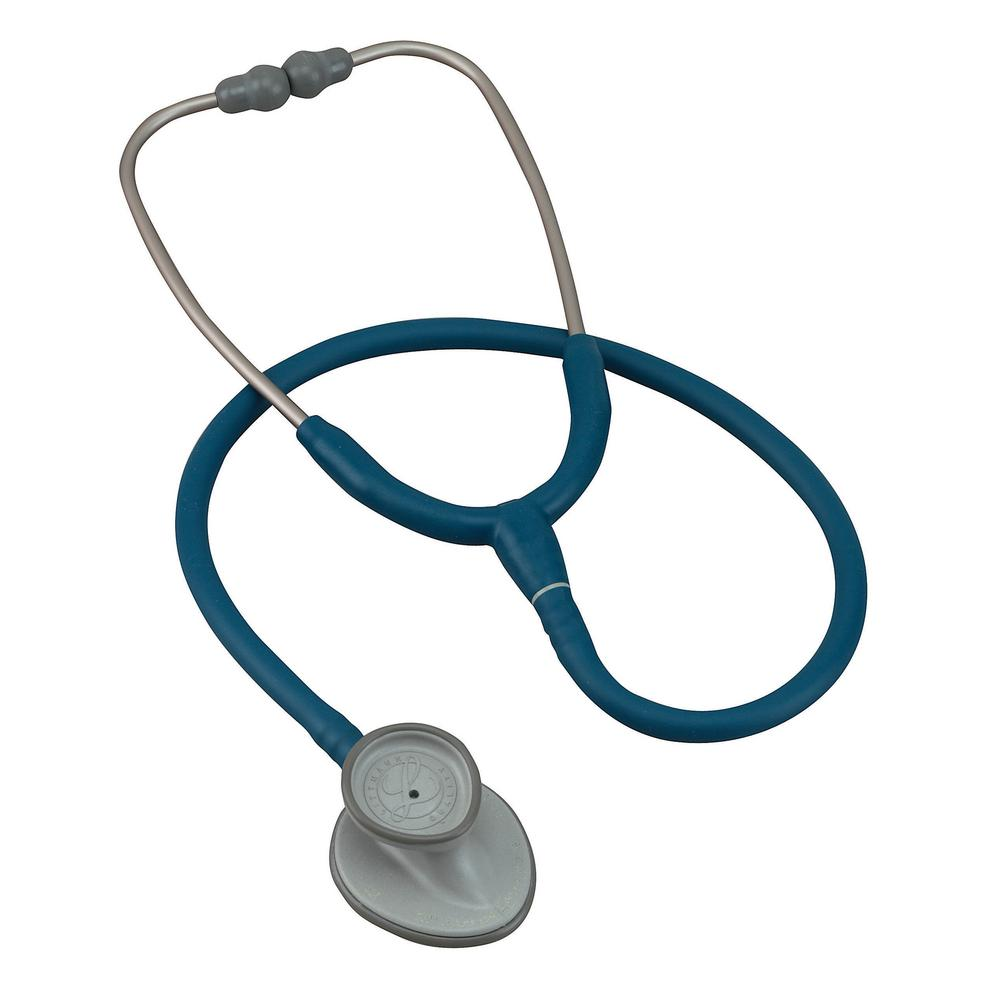 3M Lightweight II S.E. Adult Stethoscope in Caribbean Blue
