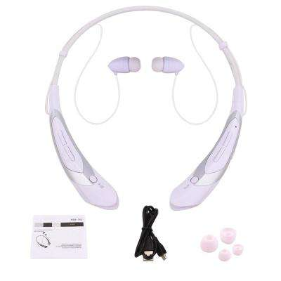 Bluetooth V4.0 Wireless Stereo Headset, White