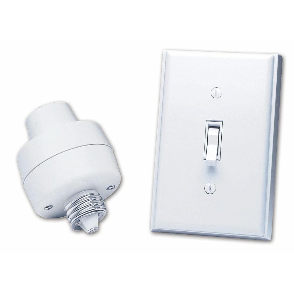 Heath Zenith Lamp Socket and Switch Kit